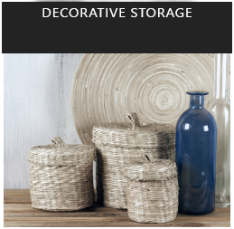HOUSE & HOME - Decorative Storage