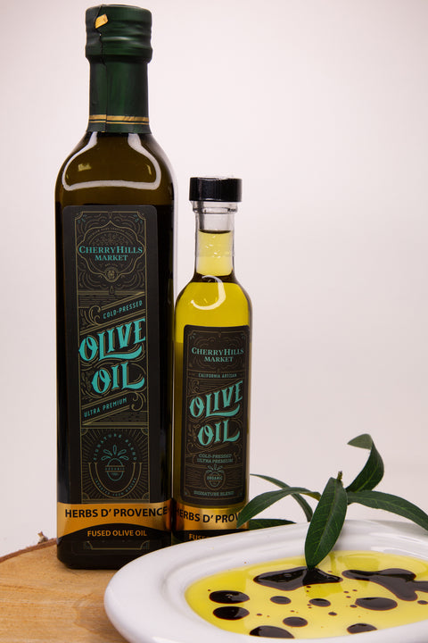 Herbs D' Provence, Ultra Premium - Extra Virgin Olive Oil