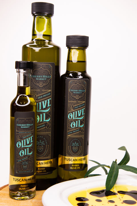 Tuscan Herb, Ultra Premium - Extra Virgin Olive Oil