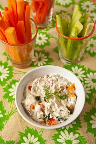 Farm Market Vegetable Dip