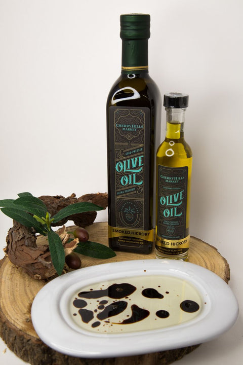 Smoked Hickory, Ultra Premium - Extra Virgin Olive Oil