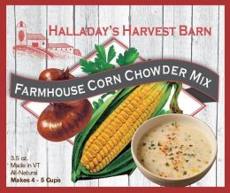 Farmhouse Corn Chowder Soup