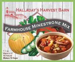 Farmhouse Minestrone Soup