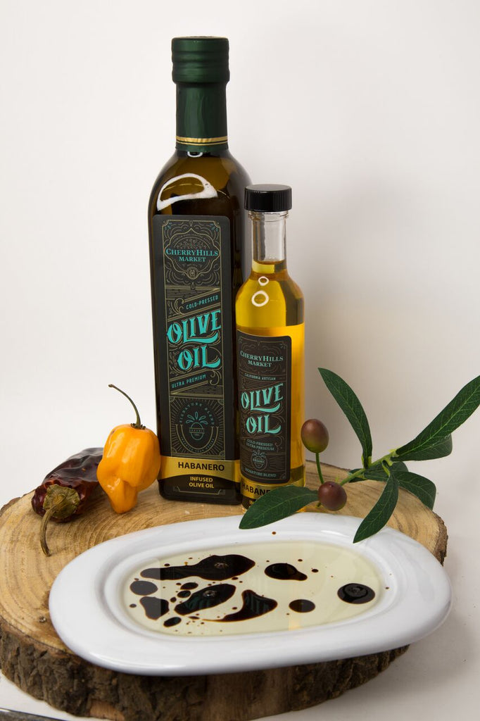 Habanero, Ultra Premium - Extra Virgin Olive Oil