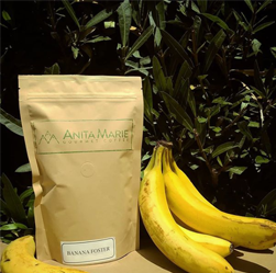 Anita Marie's Bananas Foster Coffee Blend