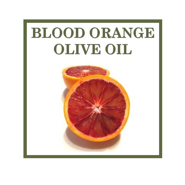 Natural Blood Orange, Ultra Premium - Extra Virgin Olive Oil