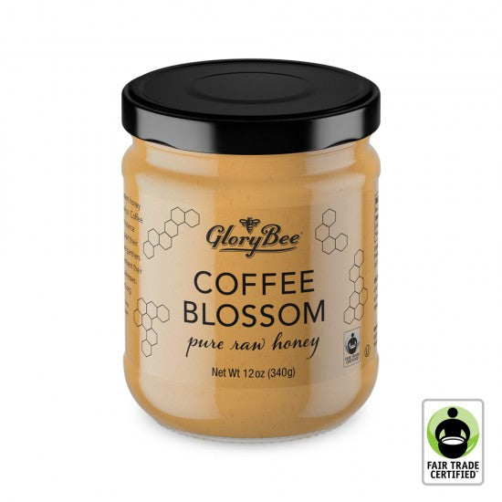 Coffee Blossom Honey 12oz