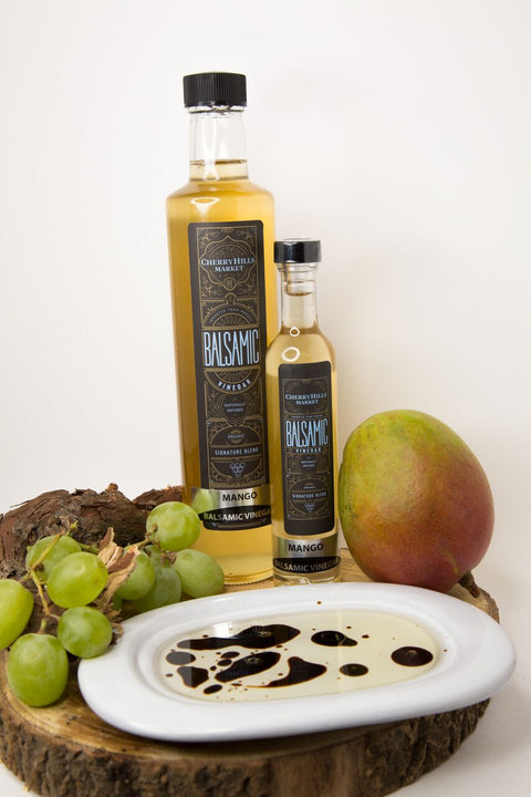 Mango, Aged Balsamic Vinegar