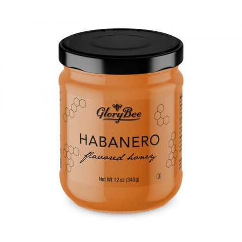 Habanero Flavored Honey (12oz)
