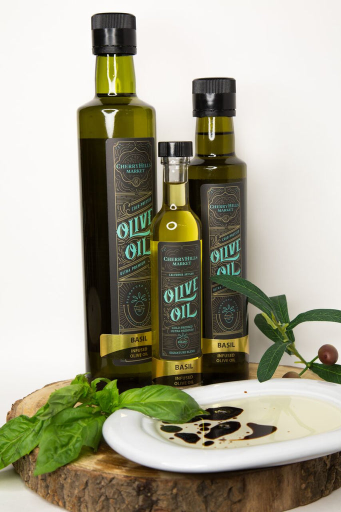 Basil, Ultra Premium - Extra Virgin Olive Oil