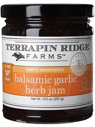 Balsamic, Garlic & Herb Gourmet Jam