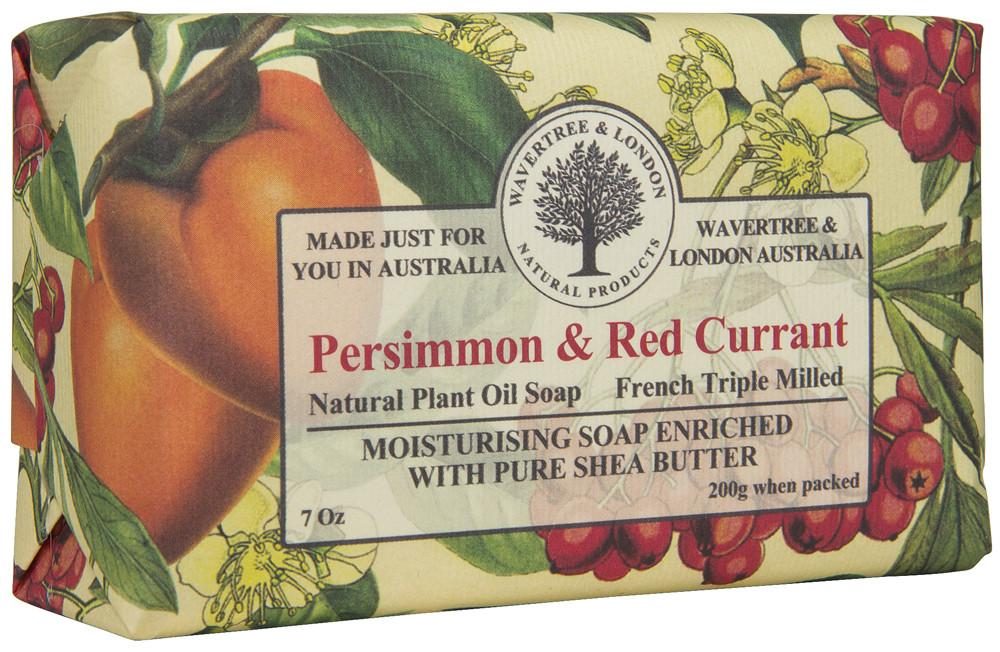 Persimmon & Red Currant Bar Soap