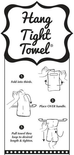 Pull It Out Towel (When in Doubt Pull It Out Flour Sack Hang Tight Towel