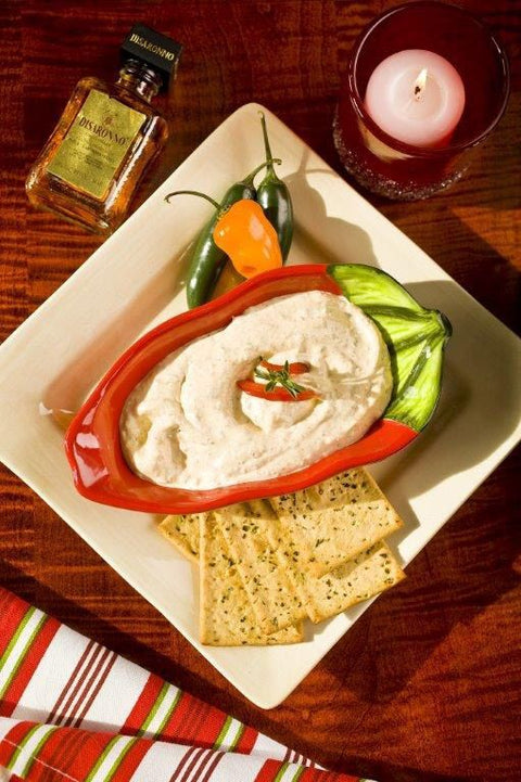 Roasted Red Pepper Dip & Seasoning