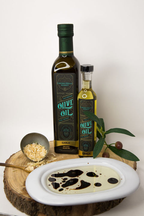 Garlic, Ultra Premium - Extra Virgin Olive Oil