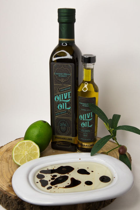 Persian Lime, Ultra Premium - Extra Virgin Olive Oil