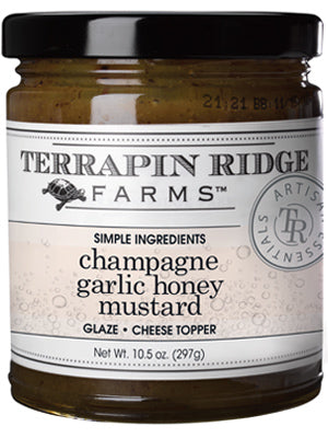 Champagne Garlic Honey Mustard