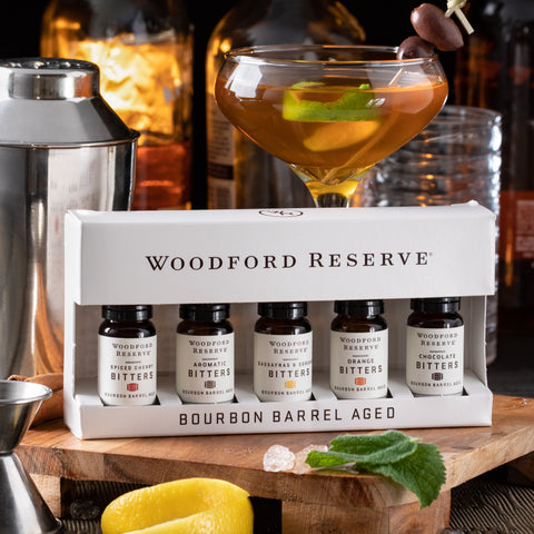 Barrel Aged Bitters - Woodford Reserve 5-Pack