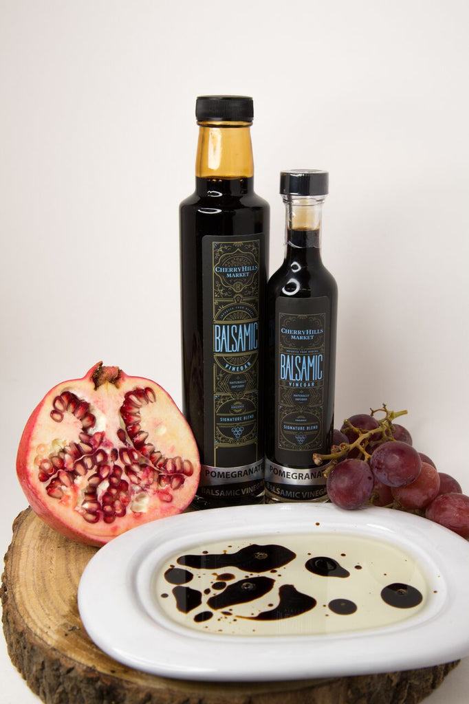 Pomegranate, Aged Balsamic Vinegar