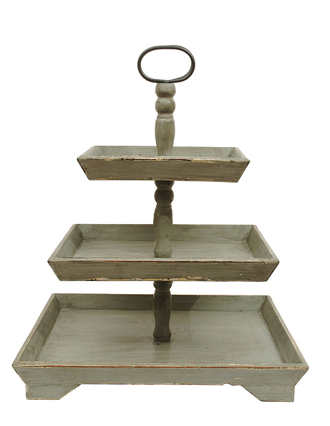 Decorative 3 Tier Tray