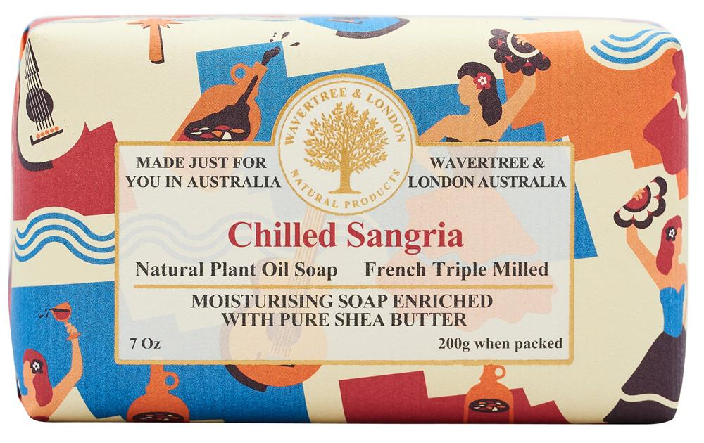 Chilled Sangria Bar Soap