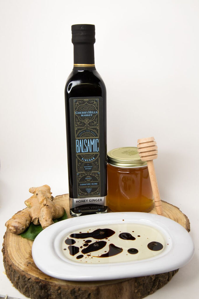 Honey Ginger, Aged Balsamic Vinegar