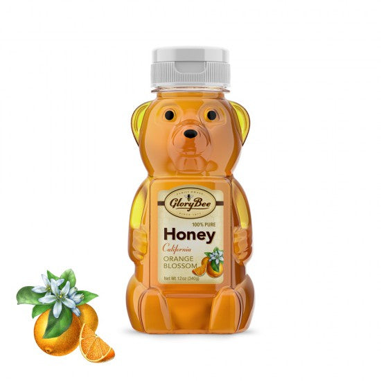 Orange Blossom Honey Bear