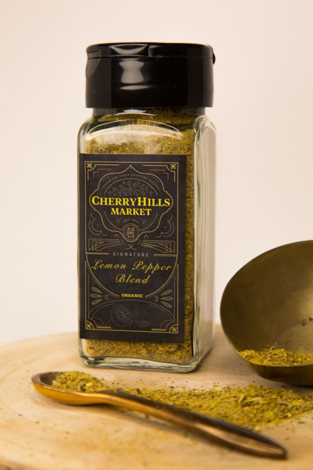Lemon Pepper Spice Blend