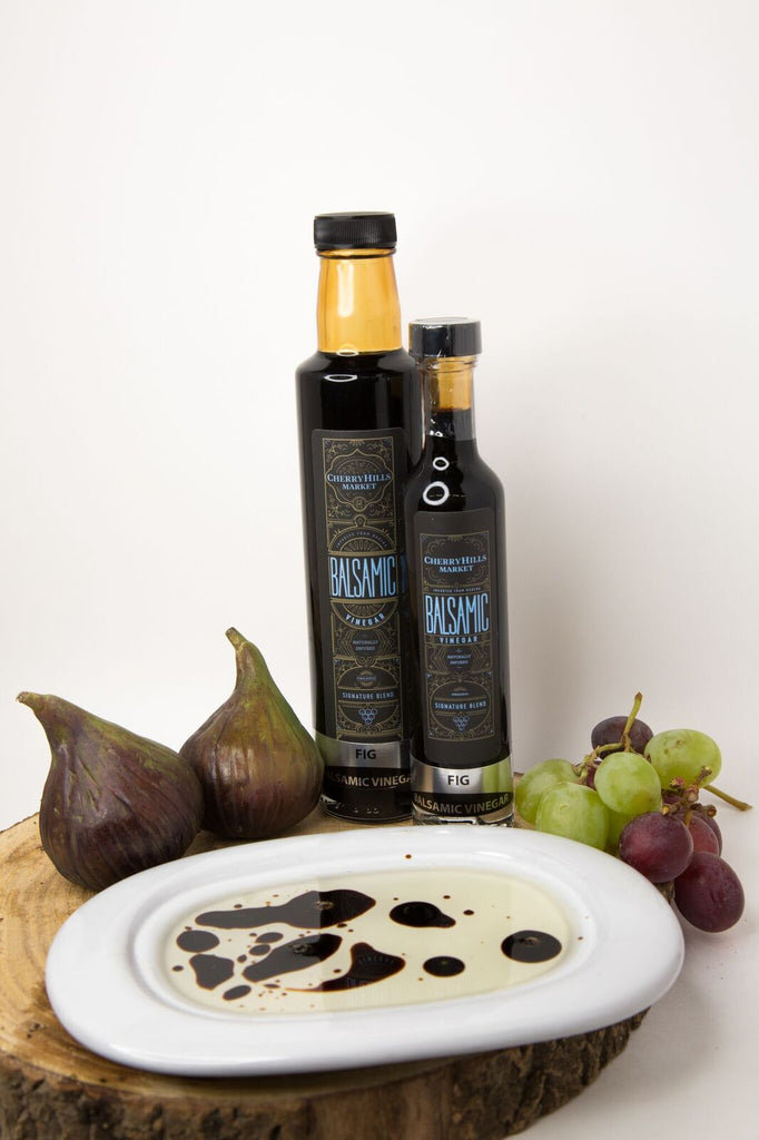 Fig, Aged Balsamic Vinegar