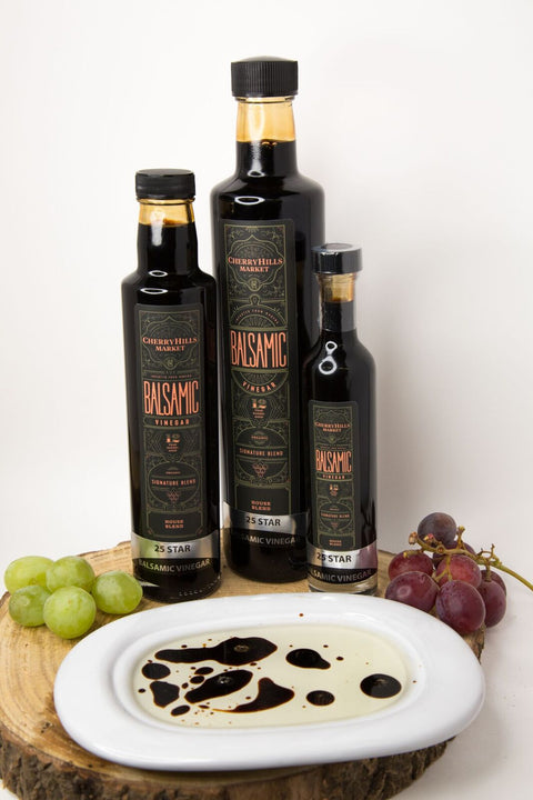 25 Star House, Aged Balsamic Vinegar