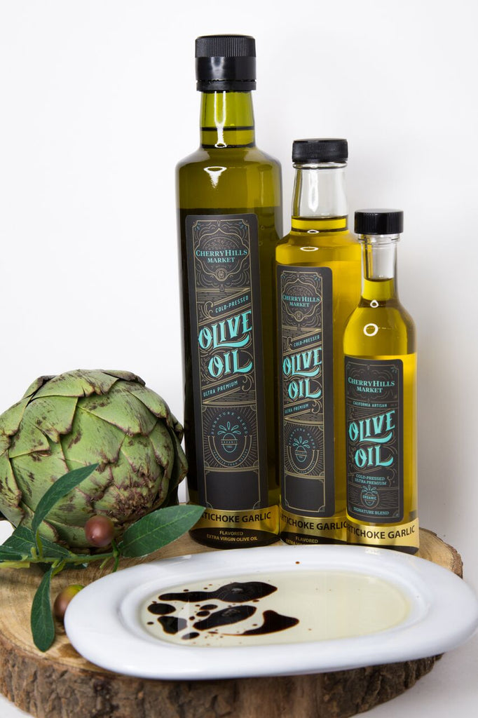 Artichoke Garlic, Ultra Premium - Extra Virgin Olive Oil