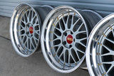 BBS LM (3 Piece Conversion)