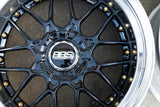 BBS RS II [3 Piece Step Lip]