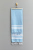 Esra Stripe Hammam Towel | Blue