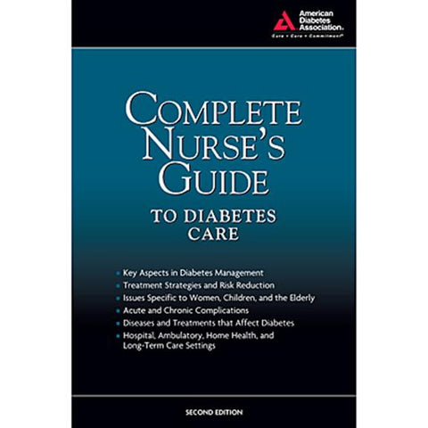 ADA Complete Nurses Guide to Diabetes Care - Carmel