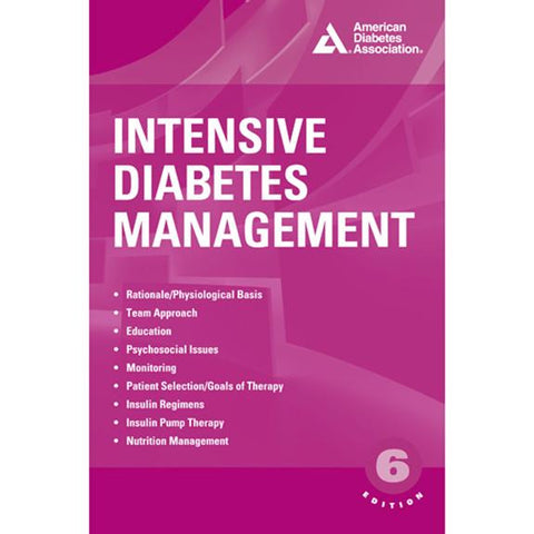 ADA Intensive Diabetes Management - Carmel