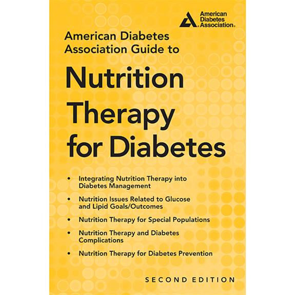 ADA Guide to Nutrition Therapy for Diabetes - Carmel
