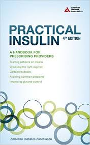 Practical Insulin Handbook - PICK UP in San Diego