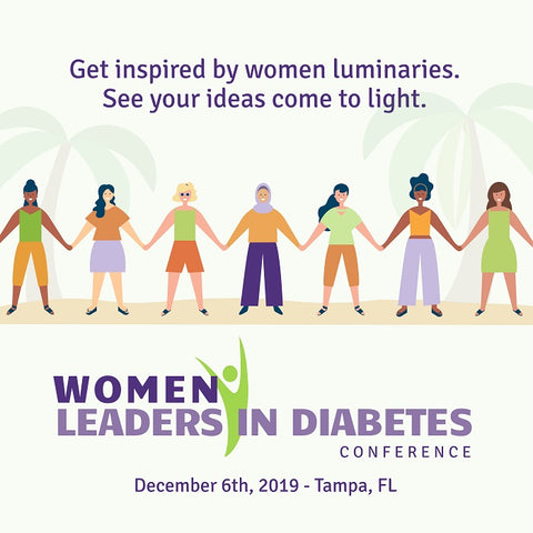 Women Leaders in Diabetes Conference - December 6, 2019 | Near Tampa, Florida | Earn 7.5 CEs