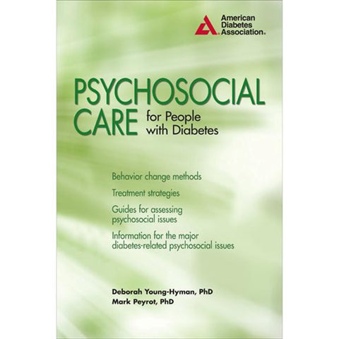 ADA Psychosocial Care for People with Diabetes