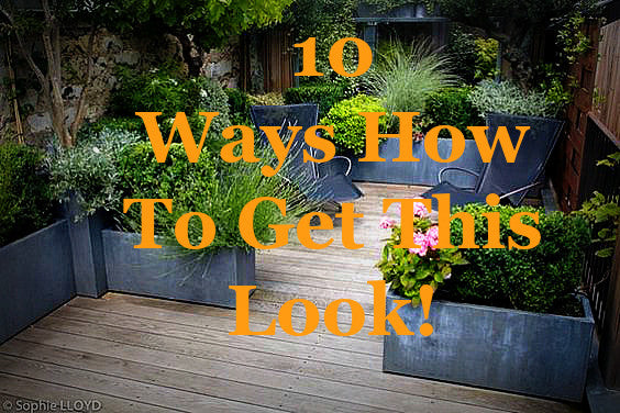 10 Ways To Get This Look