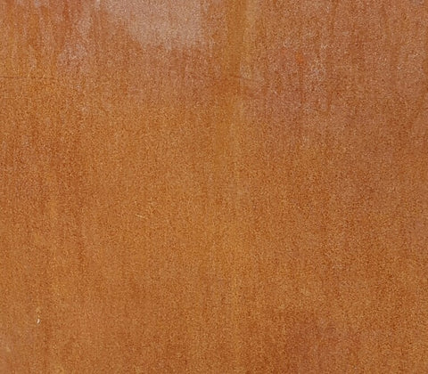 Weathered CorTen Steel