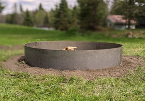 Load image into Gallery viewer, Planterscape Steel Fire Ring | Fire Pit