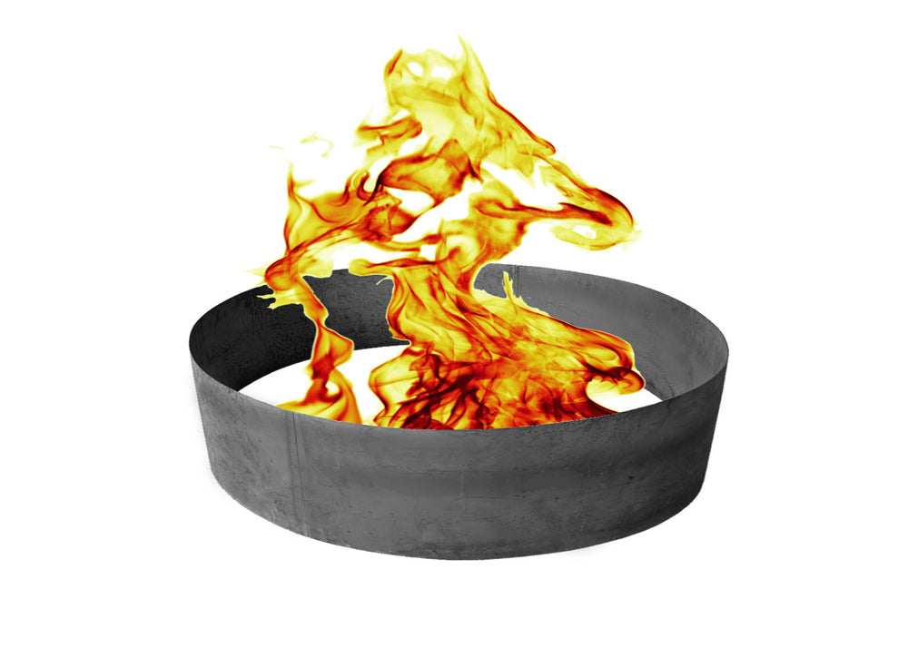 Planterscape Steel Fire Ring | Fire Pit