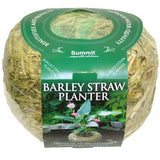 Summit Barley Straw Planters