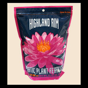 Highland Rim Fertilizer Tablets 36 Ct