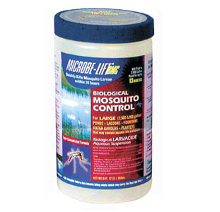 Microbe-Lift Liquid Biological Mosquito Control 6 Oz.