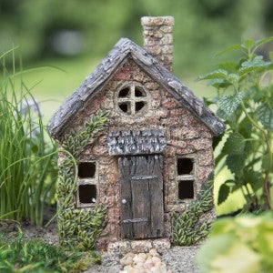 Mini Bucklin Cottage w/hinged door
