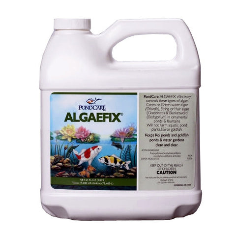 Pond Care Algae Fix 64 oz.