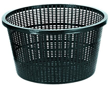 "Round Basket Planter | 5"" x 4"""